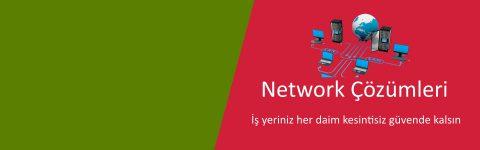 NETWORK ÇÖZÜMLERİ